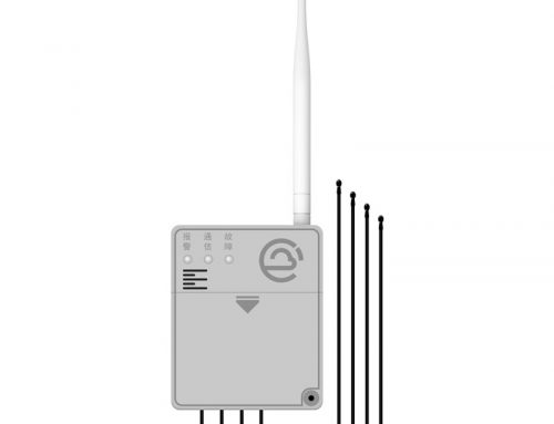 无线联网型线缆温度探测报警器 BCXL-BL7/5-A